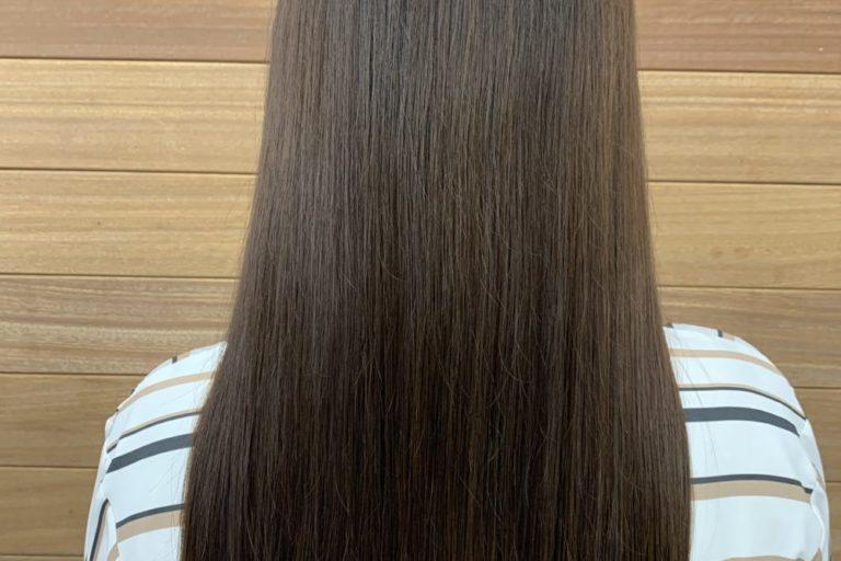 美髪カラーエステ!人気です!